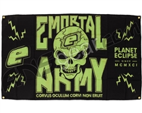 Planet Eclipse Emortal Army Banner