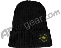 Planet Eclipse Worker Beanie - Black