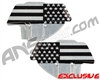 Planet Eclipse Geo CS2 Eye Cover Kit - Black & White US Flag