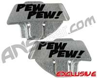 Planet Eclipse Geo CS2 Eye Cover Kit - Pew Pew
