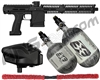Planet Eclipse EMEK MF100 (PAL Enabled) Mag Fed Competition Paintball Gun Package Kit
