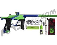 Planet Eclipse Ego LV1.5 Paintball Gun - Green/Blue
