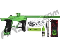 Planet Eclipse Ego LV1.5 Paintball Gun - Green/Green