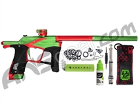 Planet Eclipse Ego LV1.5 Paintball Gun - Green/Red