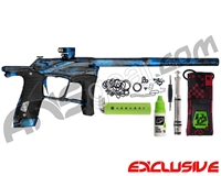 Planet Eclipse Ego LV1.5 Paintball Gun - Polished Acid Wash Blue