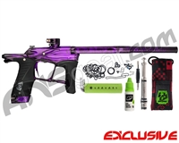 Planet Eclipse Ego LV1.5 Paintball Gun - Polished Acid Wash Purple