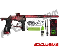 Planet Eclipse Ego LV1.5 Paintball Gun - Polished Acid Wash Red