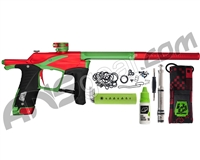 Planet Eclipse Ego LV1.5 Paintball Gun - Red/Green