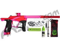 Planet Eclipse Ego LV1.5 Paintball Gun - Red/Pink