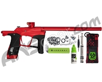 Planet Eclipse Ego LV1.5 Paintball Gun - Red/Red