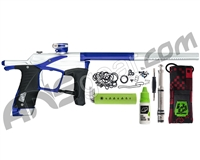 Planet Eclipse Ego LV1.5 Paintball Gun - Silver/Blue
