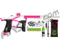 Planet Eclipse Ego LV1.5 Paintball Gun - Silver/Pink