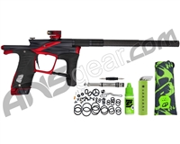 Planet Eclipse Ego LV1.6 Paintball Gun - Black/Red