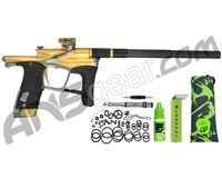 Planet Eclipse Ego LV1.6 Paintball Gun - Gold/Grey