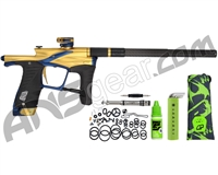 Planet Eclipse Ego LV1.6 Paintball Gun - Gold/Navy