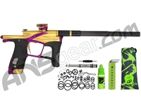 Planet Eclipse Ego LV1.6 Paintball Gun - Gold/Purple