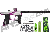 Planet Eclipse Ego LV1.6 Paintball Gun - Silver/Purple