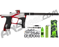 Planet Eclipse Ego LV1.6 Paintball Gun - Silver/Red