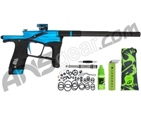 Planet Eclipse Ego LV1.6 Paintball Gun - Teal/Black