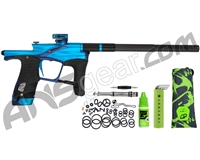 Planet Eclipse Ego LV1.6 Paintball Gun - Teal/Navy