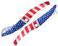 Planet Eclipse Ego LV1/LV1.5 Custom Eye Cover Kit - USA Flag