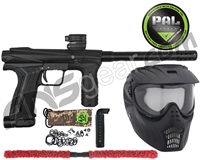 Planet Eclipse EMEK 100 (PAL Enabled) Mechanical Paintball Gun Starter Kit