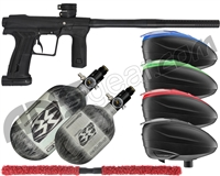 Planet Eclipse Etha 2 (PAL Enabled) Contender Paintball Gun Package Kit