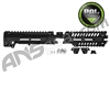 Planet Eclipse Etha 2/EMEK PAL EMC CQB Rail Mounting Kit - Black