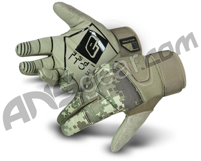 Planet Eclipse G4 Full-Finger Paintball Gloves - HDE