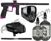 Planet Eclipse Geo 4 Elite Paintball Gun Package Kit