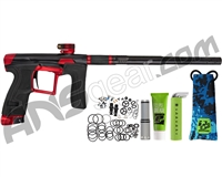 Planet Eclipse Geo 4 Paintball Gun - Black/Red