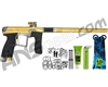 Planet Eclipse Geo 4 Paintball Gun - Gold/Grey