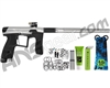 Planet Eclipse Geo 4 Paintball Gun - Silver/Black
