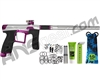 Planet Eclipse Geo 4 Paintball Gun - Silver/Purple