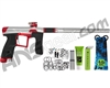 Planet Eclipse Geo 4 Paintball Gun - Silver/Red