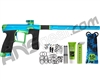 Planet Eclipse Geo 4 Paintball Gun - Teal/Green