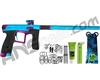 Planet Eclipse Geo 4 Paintball Gun - Teal/Purple