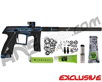 Planet Eclipse Geo CS1.5 Paintball Gun - Polished Acid Wash Blue