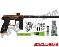 Planet Eclipse Geo CS1.5 Paintball Gun - Polished Acid Wash Orange