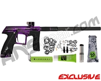 Planet Eclipse Geo CS1.5 Paintball Gun - Polished Acid Wash Purple
