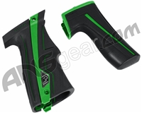Planet Eclipse Geo CS1/CS1.5 Grip Kit - Black/Green