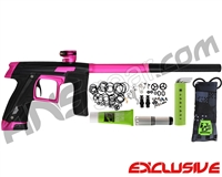 Planet Eclipse Geo CS1 Paintball Gun - Black/Dust Pink