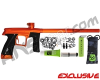 Planet Eclipse Geo CS1 Paintball Gun - Orange/Orange