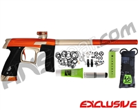 Planet Eclipse Geo CS1 Paintball Gun - Orange/Sandstone