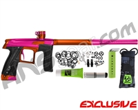 Planet Eclipse Geo CS1 Paintball Gun - Pink/Orange