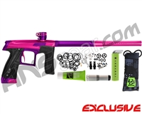 Planet Eclipse Geo CS1 Paintball Gun - Pink/Purple