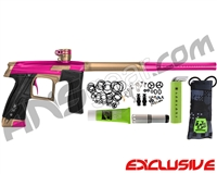 Planet Eclipse Geo CS1 Paintball Gun - Pink/Sandstone