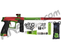 Planet Eclipse Geo CS1 Paintball Gun - Red/Green