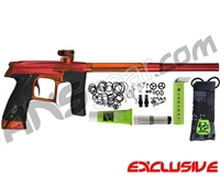 Planet Eclipse Geo CS1 Paintball Gun - Red/Orange