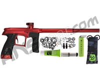 Planet Eclipse Geo CS1 Paintball Gun - Red/Red